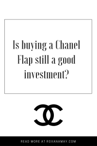 chanel-as-an-investment
